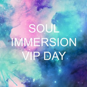 Soul Immersion Day